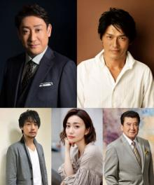 『十三人の刺客』リメイク 中村芝翫、高橋克典ら出演
