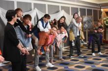 杉浦太陽&辻希美、JOY&わたなべ麻衣ら芸能人夫婦が「おんぶゴチ」で火花