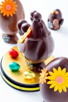 たまご&にわとり型チョコが春を届けてくれそう♡パスカル・ル・ガック東京にイースターアイテムが数量限定で登場♩