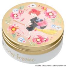 UVケアができるのもうれしい♩スチームクリーム×ジブリコラボの春限定デザイン缶はオトナかわいい2種がお目見え♡