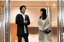 中村倫也、深川麻衣と初めてのデートに挑戦 『水曜日が消えた』場面写真解禁