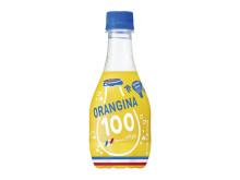 「オランジーナ100」がリニューアル!果実まるごとの味わいを召し上がれ