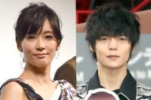 窪田正孝、妻・水川あさみのインスタライブに乱入 2ショット披露でファンから歓喜の声
