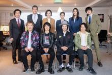 THE イナズマ戦隊、結成23年目で初の地上波ドラマ主題歌 鈴木京香主演『らーめん才遊記』