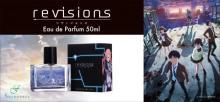 「リヴィジョンズ」より、世界観をイメージしたオードパルファム「リヴィジョンズ オードパルファム」を4月7日(火)より発売開始 【アニメニュース】