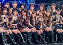 AKB48柏木由紀、モー娘。リーダー譜久村聖に悩み相談!?「昔と比べられることに…」