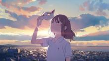 ヨルシカ、新曲「夜行」が挿入歌に起用 アニメ映画『泣きたい私は猫をかぶる』
