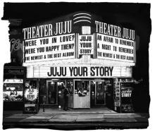 JUJU、オールタイム・ベストが今年度女性ソロアーティスト初のアルバム1位に【オリコンランキング】