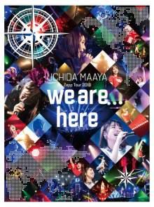 """内田真礼""""初""""のライブハウスツアーBlu-ray&DVD「Zepp Tour 2019『we are here』」ダイジェスト映像公開! 【アニメニュース】"""