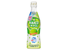 甘酸っぱいカルピス×手摘みされたメロン果汁!「カルピス完熟メロン」発売