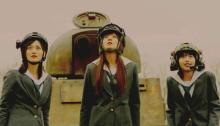 齋藤飛鳥&山下美月&梅澤美波が戦車に… ドラマ『映像研』第3話場面写真解禁
