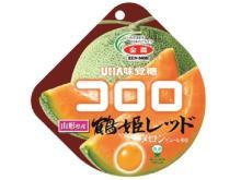 """山形県産メロン""""鶴姫レッド""""を使った「コロロ」がファミマで先行発売!"""