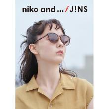 最旬サングラスやブルーライトカットメガネも登場。「ニコアンド」×「ジンズ」の最新作が販売スタート♩