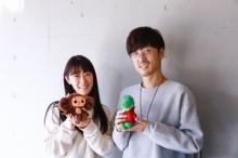 釘宮理恵&櫻井孝宏、『チェブラーシカ』初のCG短編アニメに出演