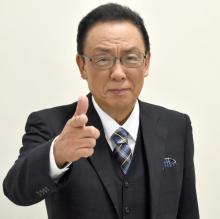 """梅沢富美男""""弟子""""コウメ太夫のネタ完コピ 白塗りメイク&着物で「チクショー!」"""