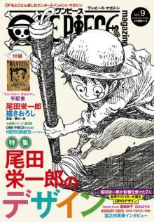『ヒロアカ』作者がゾロなどイラスト3点描き下ろし 『ONE PIECE』マガジン9号発売