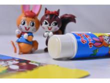 初回生産分は即完売した「クッピーラムネリップクリーム」が数量限定販売!