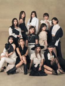 E-girls、会えないファンへ元気とパワーを!『smart』特別号カバー&大特集【佐藤晴美コメントあり】