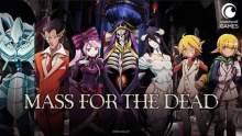 『オーバーロード』原作のスマホゲーム「MASS FOR THE DEAD」の英語版を配信開始! 【アニメニュース】