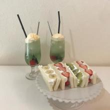 おうちカフェの定番「フルーツサンド」。簡単に萌え断を叶えるおすすめフルーツはこちらです♡