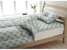 """寝具ケアの時短に!西川の寝具シリーズに""""消臭+抗菌+ドライ""""効果の新商品"""