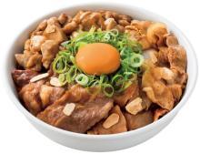 吉野家、創業121年で史上最大ボリューム『スタミナ超特盛丼』発売 1700キロカロリー超