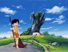アニメ『未来少年コナン』NHK総合で放送決定 『キングダム』延期で