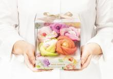 会いたくても会えない、そんな今だから贈りたい♡バラの花束みたいなふんわり華やか「母の日」タオルギフト♩