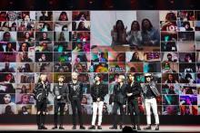 苦境のコンサートビジネスに新たな可能性 SuperM、世界初オンライン専用公演で有料観客7.5万人
