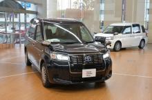 トヨタ、江戸川区に新型コロナウイルス感染者移送用車両を提供