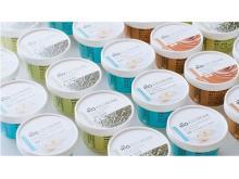 HiO ICE CREAM×ナチュラルローソン!人気の食べきりサイズ3種類を発売