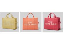 マークジェイコブスの人気バッグ「THE TOTE BAG」に新色が登場