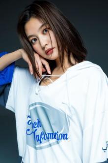 『テラハ』美女モデル林ゆめ、TAKUYA∞とフォトセッション まさかのコラボにファン驚き