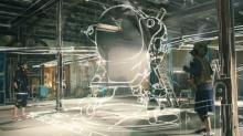 """齋藤飛鳥が苦戦… """"妄想線画シーン""""の舞台裏を公開 『映像研』VFXメイキング映像"""
