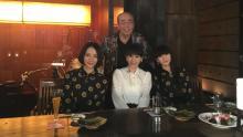 志村けんさんを偲んで、Perfumeと対談『SWITCHインタビュー』