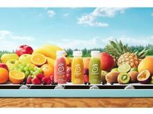 果汁100%&濃縮還元果汁なし!ヨーロッパで人気のフルーツジュース新発売