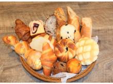 老舗ベーカリーのパンを自宅にお届け!「おまかせパンセット」が新登場