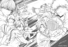 『テニプリ』アニメ新シリーズ製作決定 許斐剛氏が完全監修「氷帝vs 立海」原作にない物語