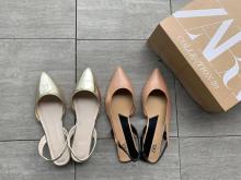 【ZARA】夏まで使えるおニュー靴はもうGETした?今だけセールで2000円台から買えちゃうんです♡