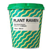 思わずパケ買いしちゃいそう…!♡「イケア」から植物由来のカップラーメンが登場してるの知ってた?
