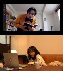 満島真之介&前田亜季、テレワークドラマで初共演 第1夜【5・4】放送