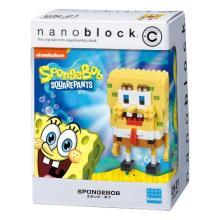 世界で人気のアニメキャラクター『キャラナノ スポンジ・ボブ』4⽉25⽇(土)発売 ~nanoblock(R)新商品は、放映20周年を迎えた世界的人気キャラ!!~ 【アニメニュース】
