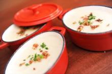 ディズニー「カナディアン・チェダーチーズ・スープ」レシピを初公開