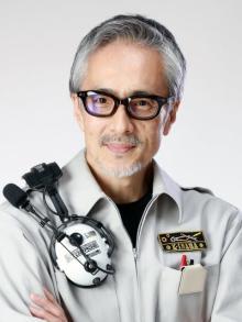 橋爪淳、『ウルトラマンZ』出演「半世紀かけて『夢』が実現した」