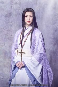 舞台『刀剣乱舞』初の女性キャスト起用 元宝塚・七海ひろきが細川ガラシャ役