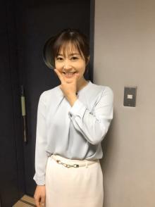 水卜アナ『美食探偵 明智五郎』に声で出演していた 音声検索機能『クルックー』を担当