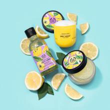 爽やかな香りを楽しみながらボディケア♩「ザ・ボディショップ」から夏にぴったりの数量限定アイテムが登場