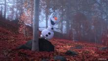 オラフが『アナ雪』『アナ雪2』を超駆け足解説