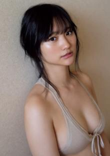 韓国人モデル・そよん『週プレ』初グラビア 圧巻ビキニBODYで強烈インパクト