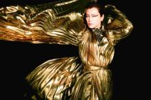 氷川きよし、黄金の蝶になる ペンネーム「kii」で作詩にも初挑戦